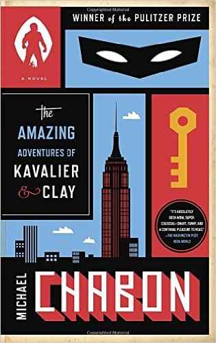 Chabon - The Amazing Adventures of Kavalier and Clay