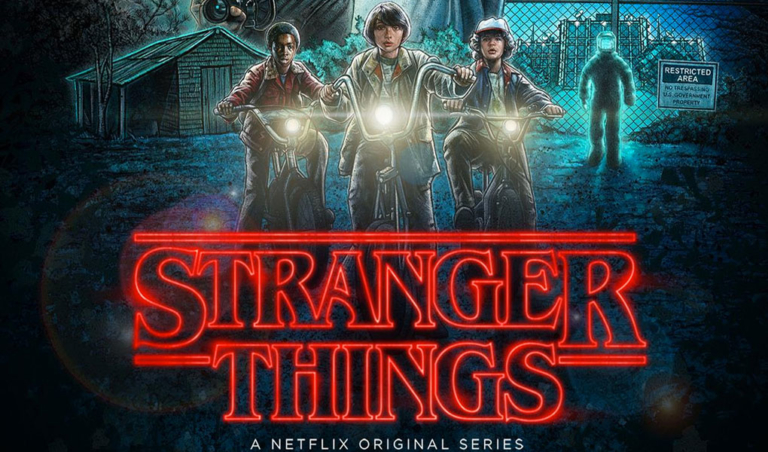 The Nostalgia Effect of Stranger Things