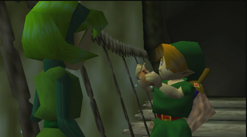 Ocarina of Time - Nintendo