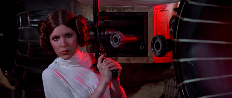 The Rise of Women in Star Wars